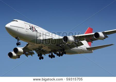 B747 JAL