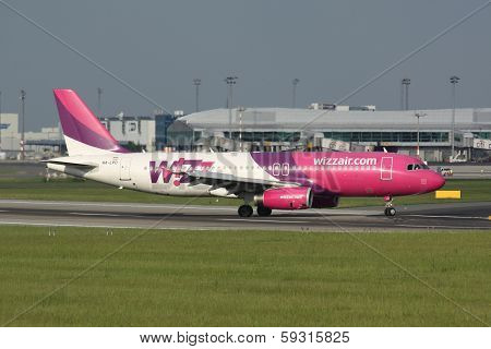 A320 WizzA Air