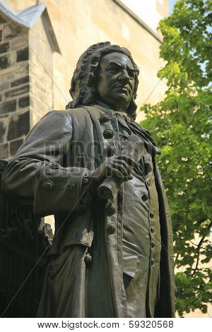 Bach Monument
