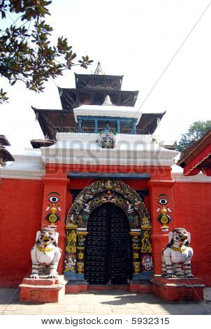 palace in Nepal