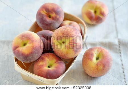Fresh Ripe Peach