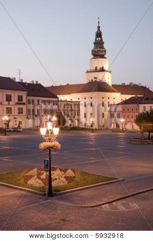 Kromeriz square
