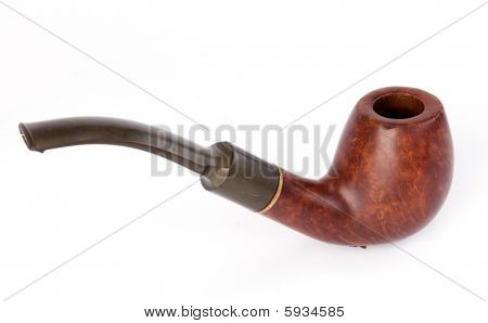 Old tobacco Pipe
