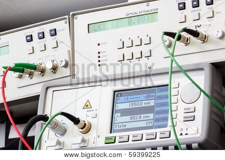 Professional Modern Test Equipment