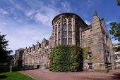 image of quadrangles  - Aberdeen University New King - JPG