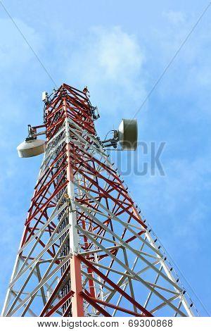 Telecommunication Antenna.