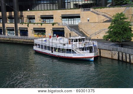 Chicago Sightseeing Boat