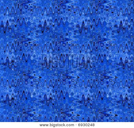 Blue Waves Background 14Mp