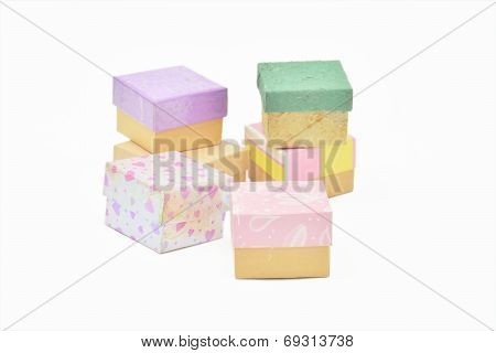 Colorful Gifts Box