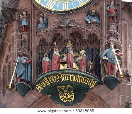 Carillon In Nuremberg