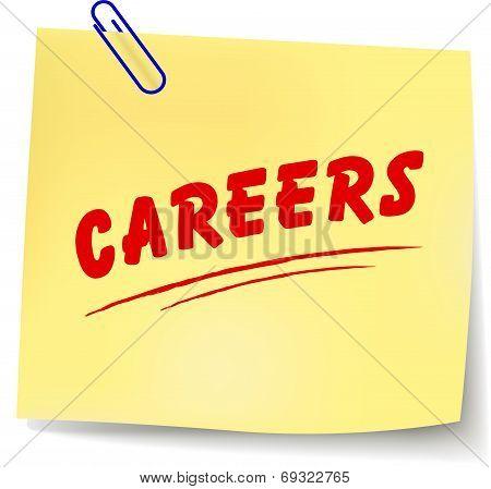 Vector Careers Message