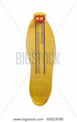 Feet Measuring Tools