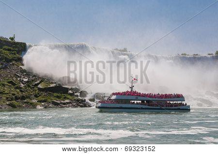 Niagara Boat Cruise