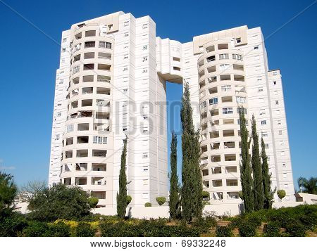 Or Yehuda Neve Rabin High-rise Residential Building 2011