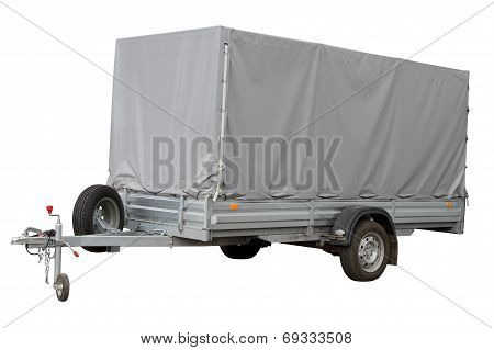 The Modern Automobile Trailer