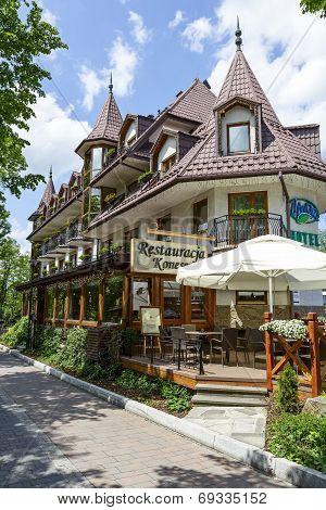 Litwor Hotel In Zakopane, Poland