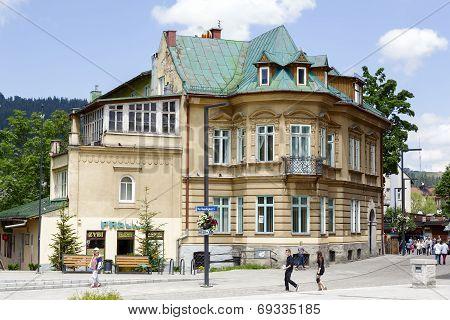Townhouse Kresy In Zakopane
