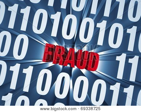 Cyber Fraud Hidden In Computer Code