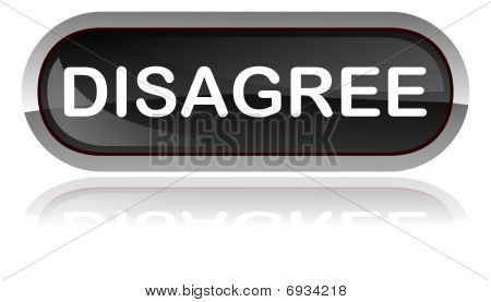 disagree web button