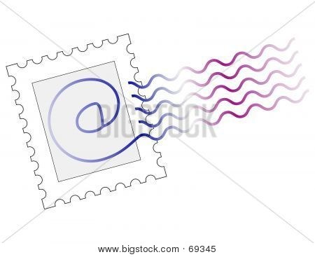 Email Stamp Mark