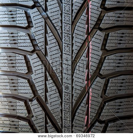Car Tire Tread