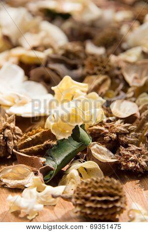 Potpourri,Dry flowers