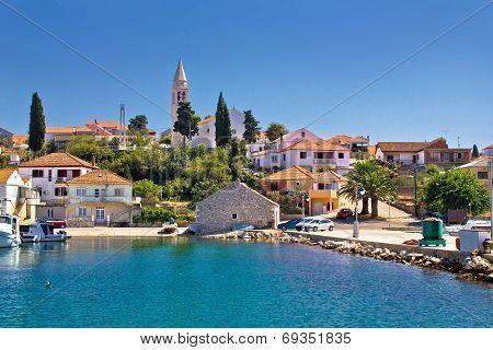 Beautiful Island Village Of Kali