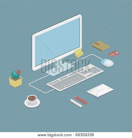 Office Workstation