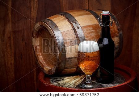 Keg Of Beer