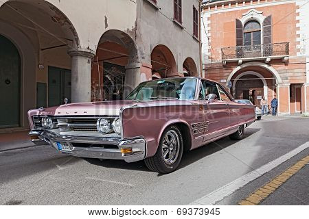 Vintage Car Chrysler 300