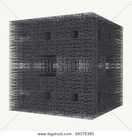 small recursive grid cube