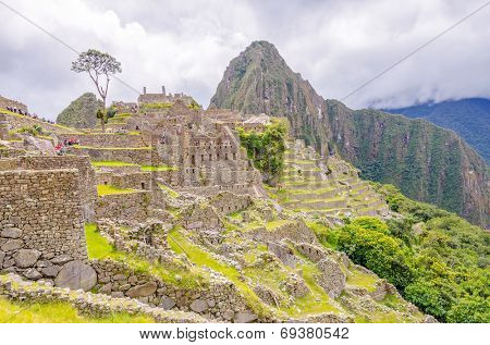 Machu Picchu, Peru - ruins