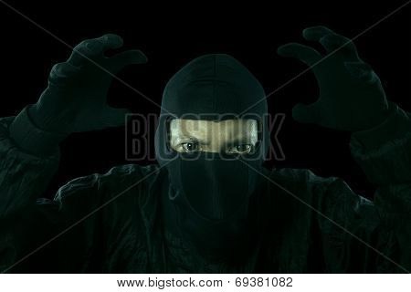 Dangerous Bandit