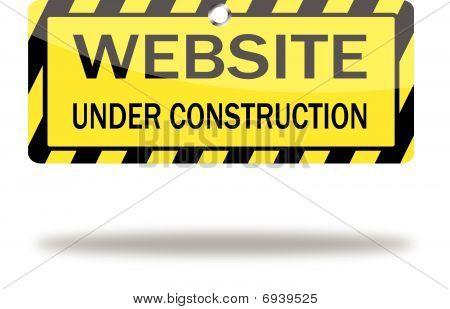 Website im Bau (Vector)
