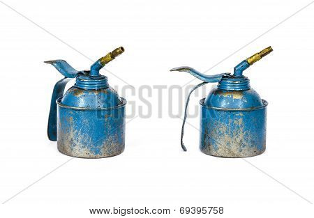 Lubricant Oil In Pot