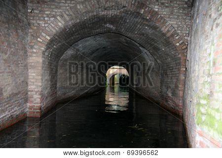 Underground canal system