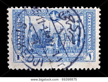 Turkey 1914