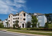 Three Story Condos, Apartments or Townhomes