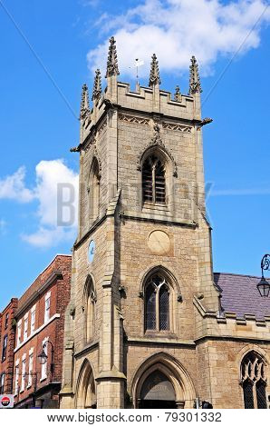St Michaels Church, Chester.