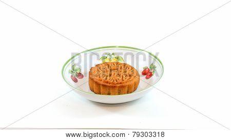 Moon Cake China Dessert