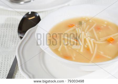 Dish Soup