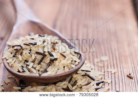 Rice (mixed With Wild Rice)