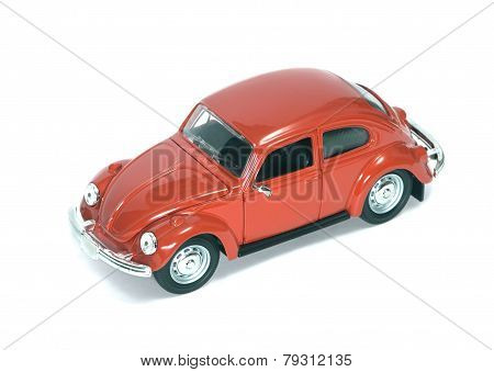 Car Toy Volkswagen Beetle