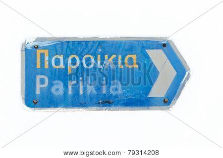 Parikia