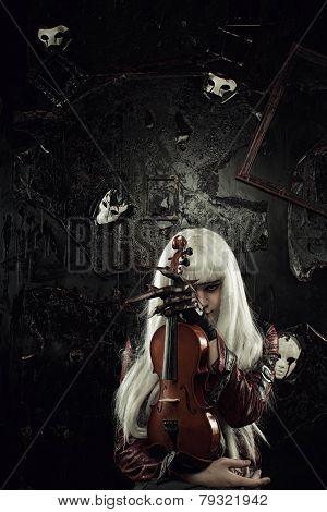 Melody Of Dark Side