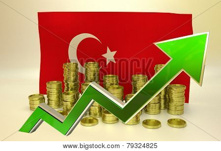 currency appreciation - New Turkish lira