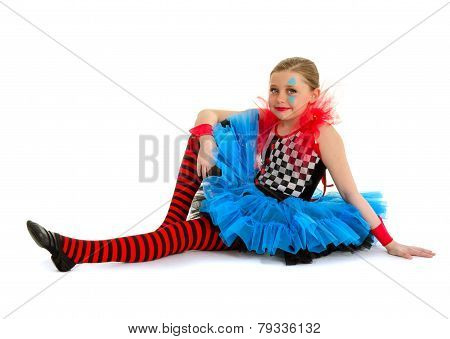 Circus Clown Child Performer