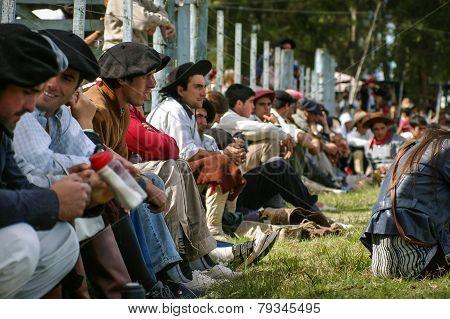 Gaucho Spectators