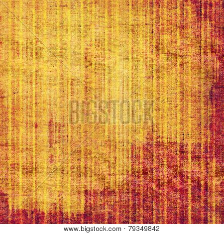 Vintage texture with space for text or image. With different color patterns: yellow (beige); brown; red (orange)