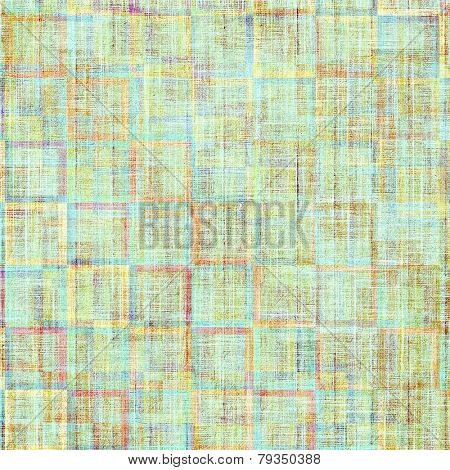 Grunge retro vintage texture, old background. With different color patterns: brown; cyan; blue; red (orange); yellow (beige)